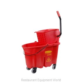 Franklin Machine Products 262-1155 Mop Bucket Wringer Combination