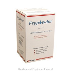 Franklin Machine Products 280-1055 Fryer Filter Powder Oil Stabilizer