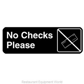 Franklin Machine Products 280-1146 Sign, Compliance