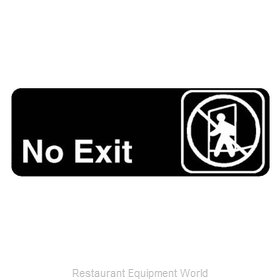 Franklin Machine Products 280-1151 Sign, Compliance