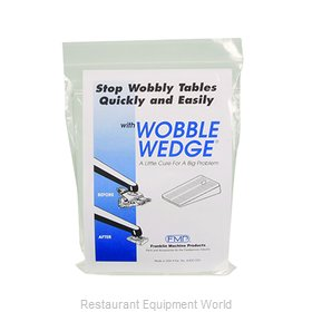 Franklin Machine Products 280-1174 Wedge, for Table