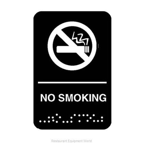 Franklin Machine Products 280-1208 Sign, Compliance