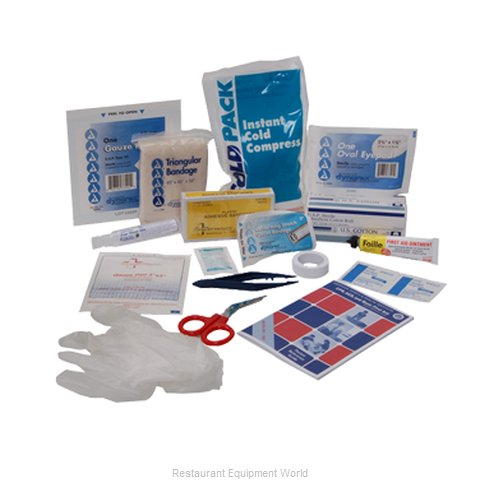 FMP 280-1472 First Aid Kit (Magnified)