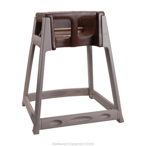 Franklin Machine Products 280-1478 High Chair, Plastic
