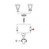 Franklin Machine Products 287-1013 Beverage Dispenser, Faucet Parts