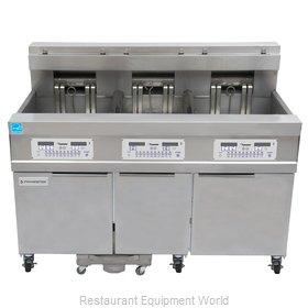 Frymaster 11814E/RE17/11814E Fryer, Electric, Multiple Battery