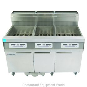 Frymaster 11814G/HD50G/11814G Fryer, Gas, Multiple Battery