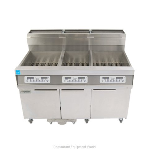 Frymaster 11814HD50G11814 Fryer Multiple Battery Gas