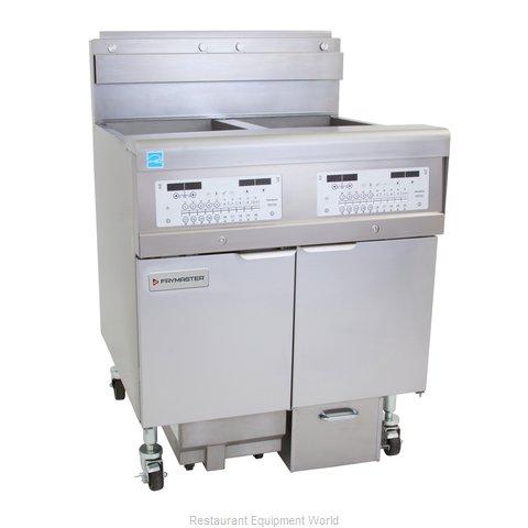 Frymaster 2FQG30U Fryer, Gas, Multiple Battery