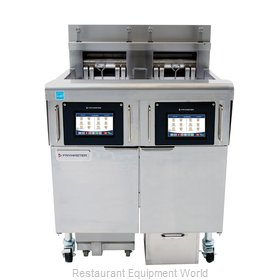 Frymaster 3FQE30U Fryer, Electric, Multiple Battery