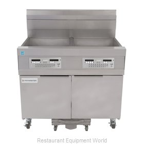 Frymaster 41814GF Fryer, Gas, Multiple Battery
