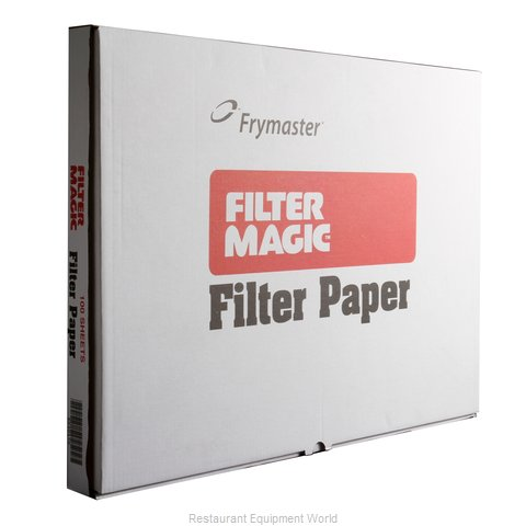 Frymaster 803-0170 Filter Paper (Magnified)