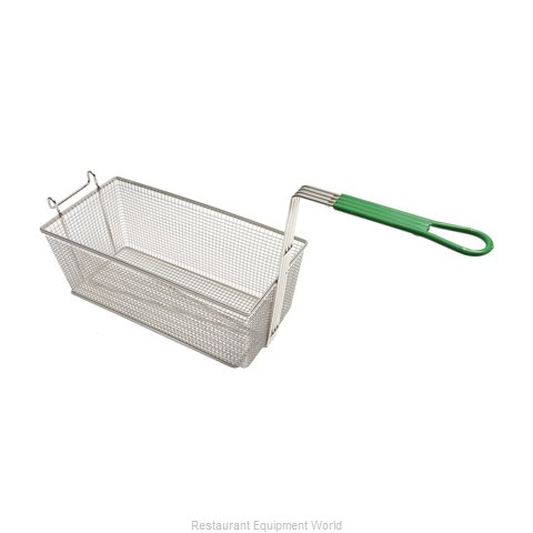Frymaster 803-0306 Twin-size Fry Basket (Magnified)