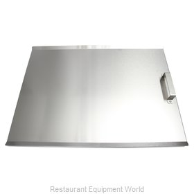 Frymaster 806-1343 Cover, stainless steel