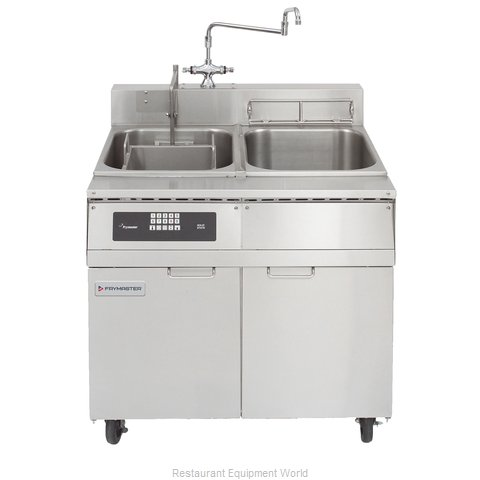 Frymaster 8SMS Pasta Cooker, Electric