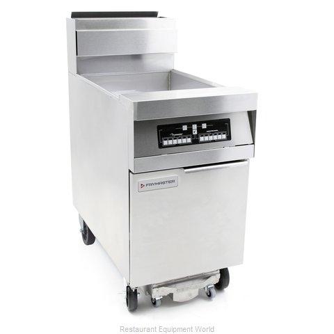 Frymaster CFHD160G Fryer, Gas, Floor Model, Full Pot