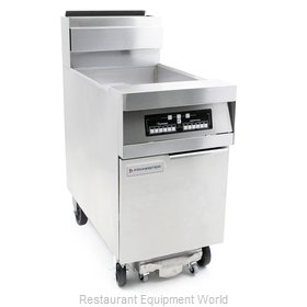 Frymaster CFHD160G Fryer, Gas, Floor Model, Full Pot