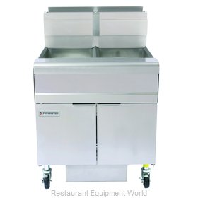 Frymaster FMJ240 Fryer, Gas, Multiple Battery