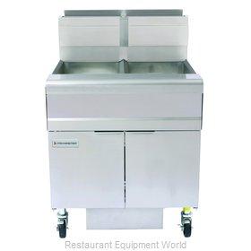 Frymaster FMJ250 Fryer, Gas, Multiple Battery