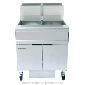 Frymaster FMJ450 Fryer, Gas, Multiple Battery