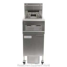 Frymaster FPEL114C Fryer, Electric, Floor Model, Full Pot