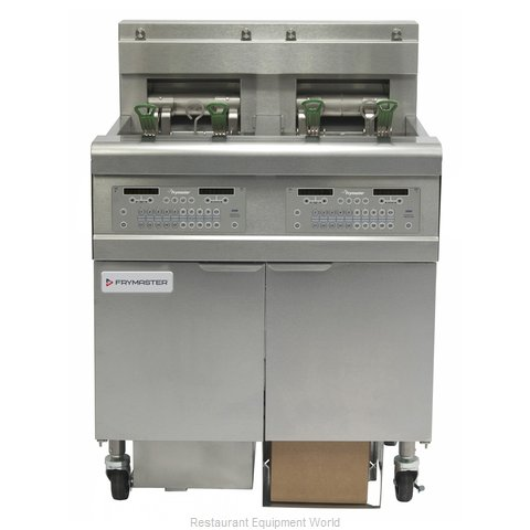 Frymaster FPEL214CA Fryer Multiple Battery Electric (Magnified)