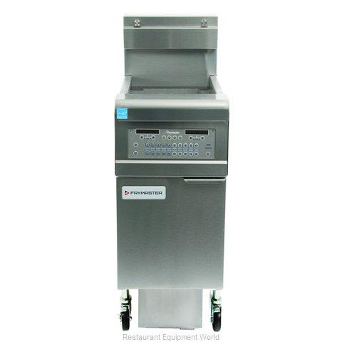 Frymaster FPGL130C Fryer, Gas, Floor Model, Full Pot
