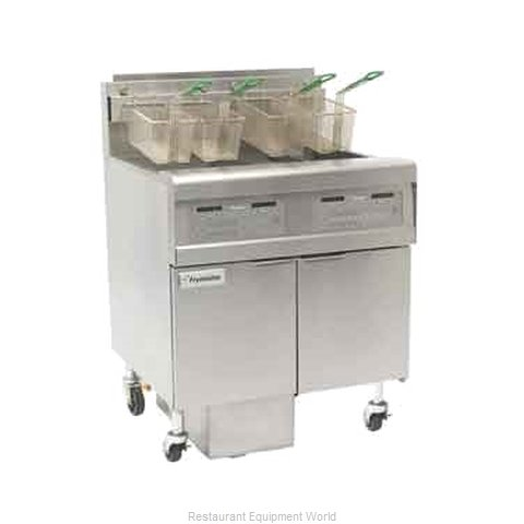 Frymaster FPGL230C Protector Gas Fryer (Magnified)