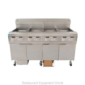 Frymaster FPGL430CA Fryer, Gas, Multiple Battery