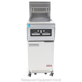 Frymaster FPH155 Fryer, Gas, Floor Model, Full Pot