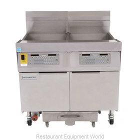 Frymaster FPLHD465 Fryer, Gas, Multiple Battery