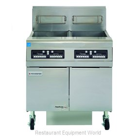 Frymaster FPPH255 Fryer, Gas, Multiple Battery