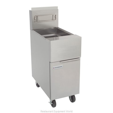 Frymaster GF40 Fryer Floor Model Gas Full Pot
