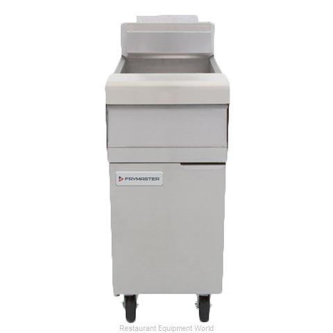 Frymaster MJ140 Fryer, Gas, Floor Model, Full Pot