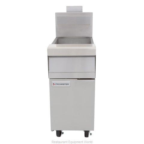Frymaster MJ150 Fryer, Gas, Floor Model, Full Pot