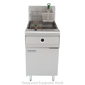 Frymaster MJ1CF Fryer, Gas, Chicken / Fish