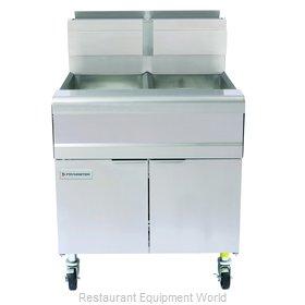 Frymaster MJ250 Fryer, Gas, Multiple Battery