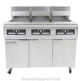 Frymaster MJ350 Fryer, Gas, Multiple Battery