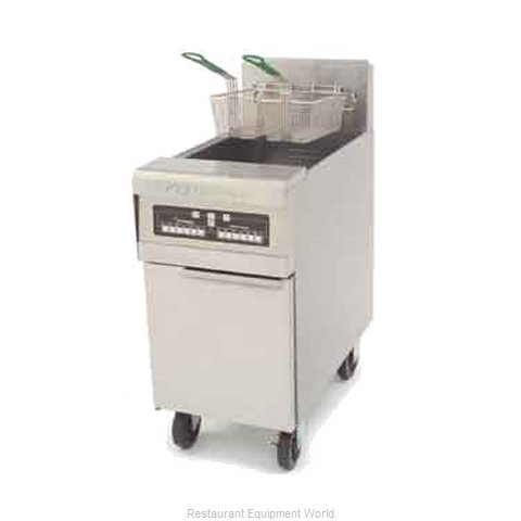 Frymaster MJ35E-C Gas Fryer (Magnified)
