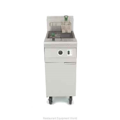 Frymaster MJ35E-T Gas Fryer (Magnified)