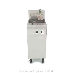 Frymaster MJ35E-T Gas Fryer