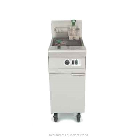 Frymaster MJ35E-TM Gas Fryer