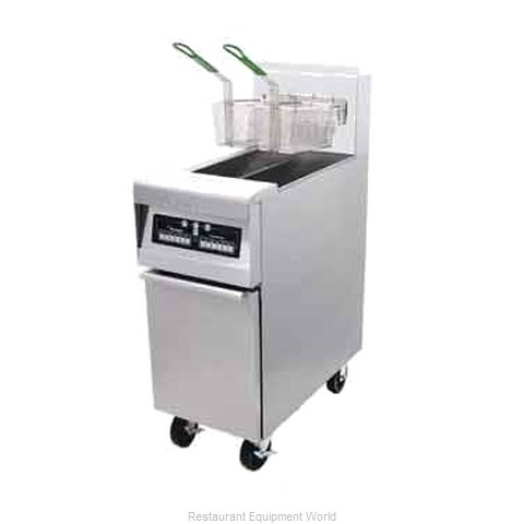 Frymaster MJ45E-2C Split Pot Fryer
