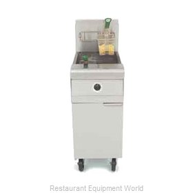 Frymaster MJ45G Full Pot Fryer