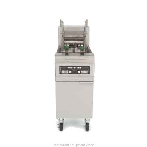 Frymaster RE14-2BLC Split Pot Fryer w Basket Lifts