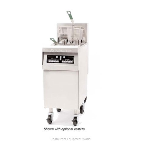 Frymaster RE14-2C Split Pot Fryer
