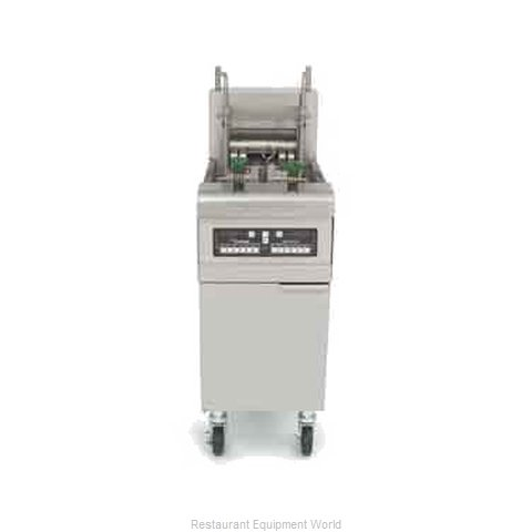 Frymaster RE14-BLTC Fryer w Basket Lifts