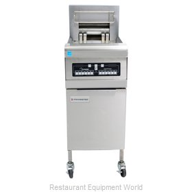 Frymaster RE14 Fryer, Electric, Floor Model, Full Pot