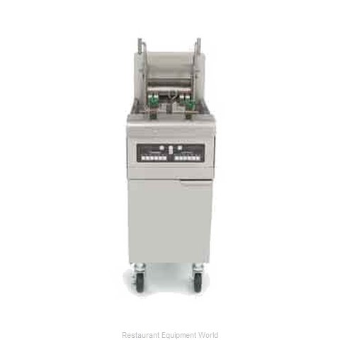 Frymaster RE17-2BLTC Split Pot Fryer w Basket Lifts