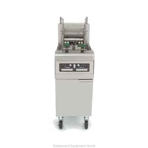 Frymaster RE22-2BLTC Split Pot Fryer w Basket Lifts